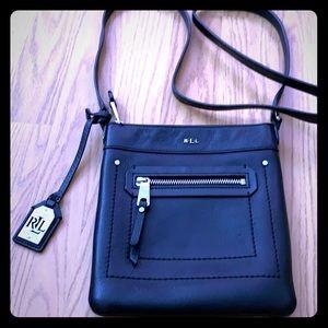 EUC Ralph Lauren crossbody bag